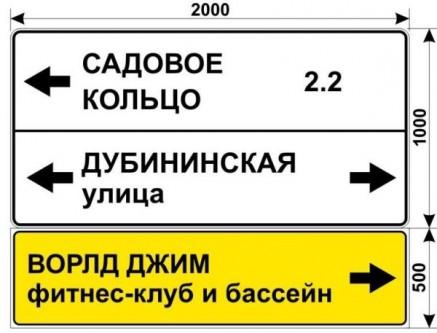 Макет знака на Даниловском Вале для фитнес клуба ВОРЛД ДЖИМ с бассейном
