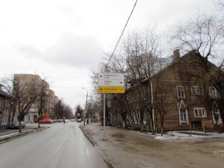 Фотоотчет по дорожным знакам для РОСТЕЛЕКОМ 2